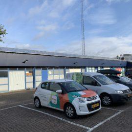 Zonnestroom systemen in Roosendaal