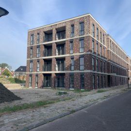 LED verlichting voor nieuwbouw SDW zorgcomplex te Bergen op Zoom.
