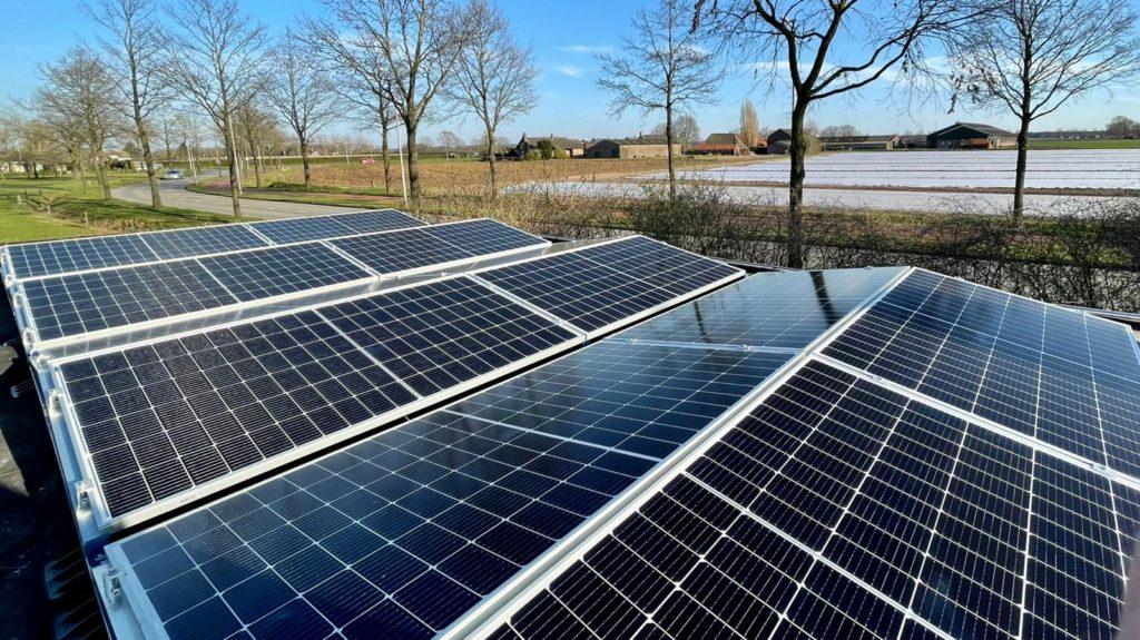 Zonnepanelen in Roosendaal